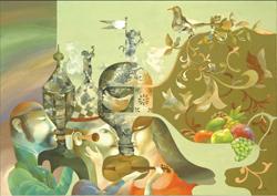 Вольф бульба член союза художников изра